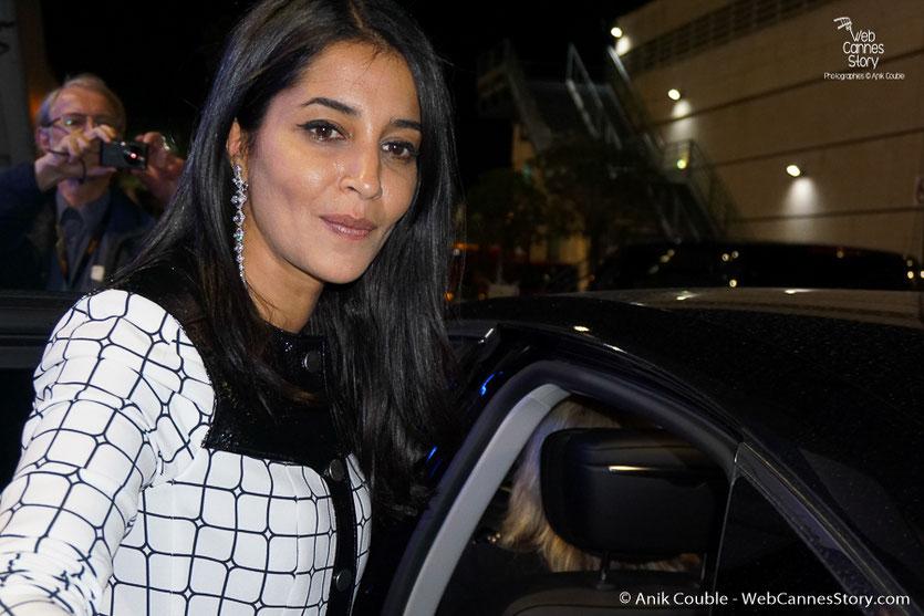 Leila Bekhti - Festival de Cannes 2016 - Photo © Anik Couble