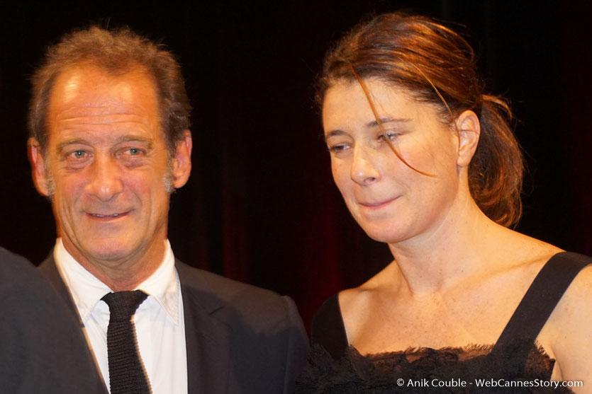 Arrivée de Vincent Lindon à la cérémonie de remise du Prix Lumière - Amphitheâtre 3000 - Lyon - Oct 2016  - Photo © Anik Couble