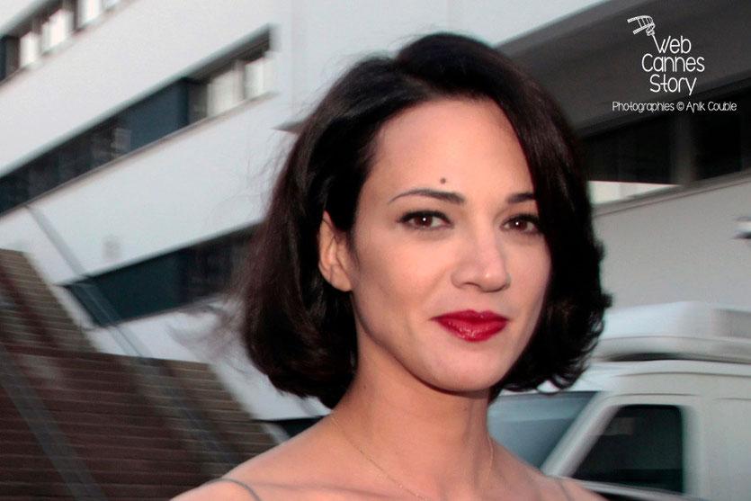 Asia Argento - Festival de Cannes 2013 © Anik COUBLE