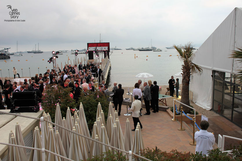 Photo d'ambiance du  Festival de Cannes 2011 - Photo © Anik Couble