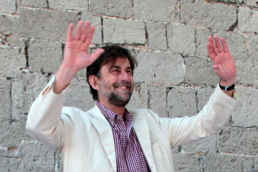 Nanni Moretti - Président du Jury du Festival de Cannes 2012 - Photo © Anik COUBLE