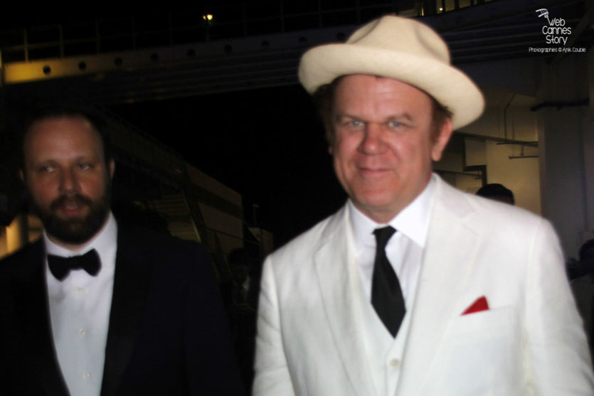 John C.Reilly - Festival de Cannes 2015 - Photo © Anik Couble