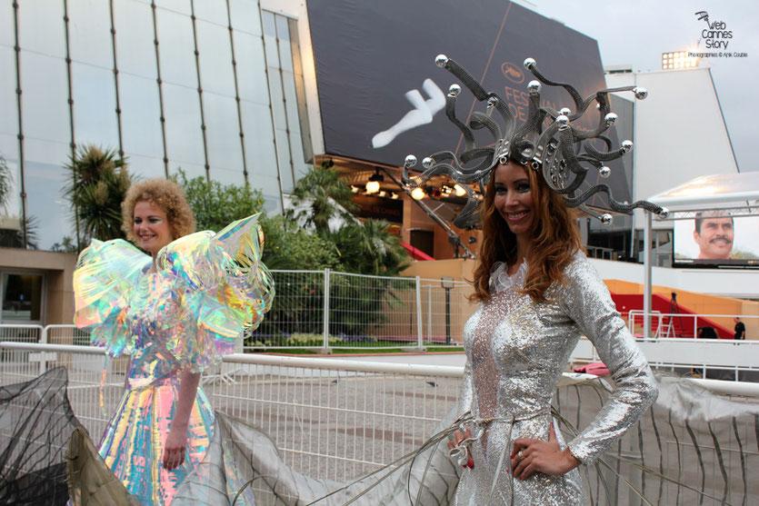 Photo d'ambiance du  Festival de Cannes 2011 - Photo © Anik Couble