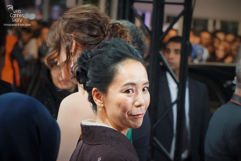 Naomi Kawase , membre du Jury -  Festival de Marrakech  2015 - Photo © Anik Couble