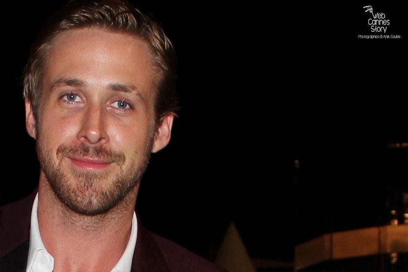 """Ryan Gosling, acteur du film """"Drive""""- Festival de Cannes 2011 - Photo © Anik Couble"""
