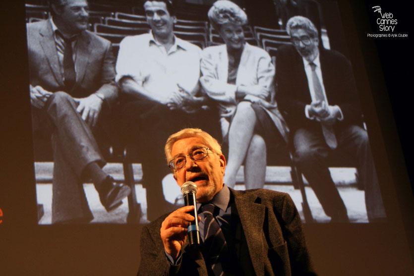 Ettore Scola - Institut Lumière - Lyon - 29 avril 2009 - Photo © Anik Couble