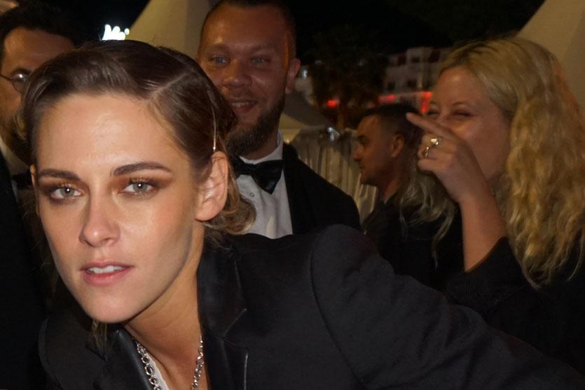 Kristen Stewart, superbe membre du Jury - Festival de Cannes 2018  - Photo © Anik Couble