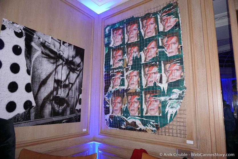 """Soirée du magazine de cinéma """" Le film français"""" dans le salon """"Madame Monsieur"""" de L'Hôtel Carlton - Festival de Cannes 2016 - Photo © Anik Couble"""