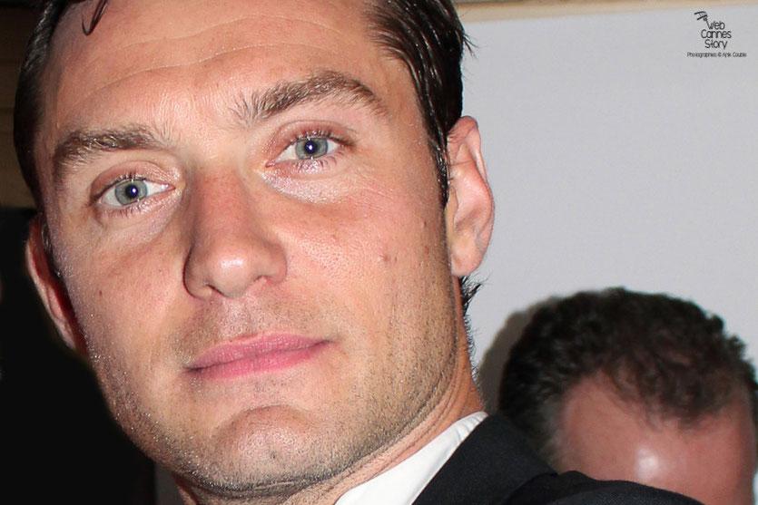 Jude Lawe, membre du Jury - Festival de Cannes 2011 - Photo © Anik Couble