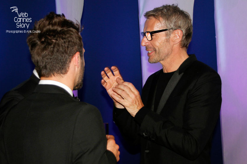 """Lambert Wilson, lors de la soirée du film """" Le petit prince """" de Mark Osborne - Festival de Cannes 2015 - Photo © Anik COUBLE"""