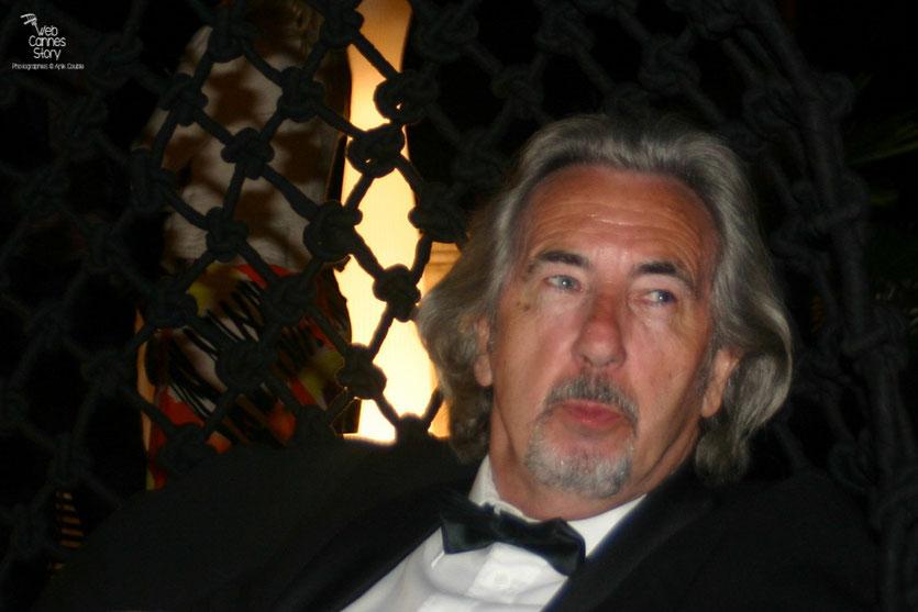 """Robert Barnoin, lors de la soirée du film """"Hors la loi"""" de Rachid Bouchareb - Festival de Cannes 2010 - Photo © Anik Couble"""