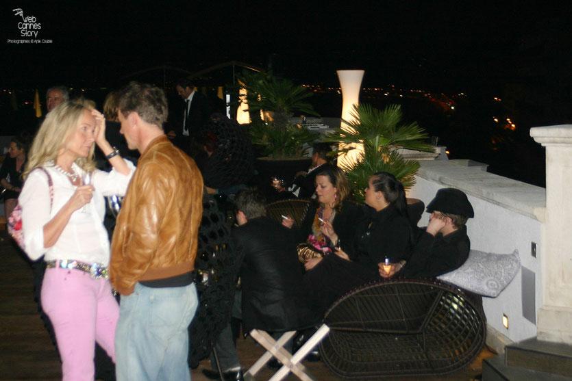 """Soirée du film """"Hors la loi"""" de Rachid Bouchareb - Terrasse de l'hôtel Radisson Blu 1835 - Festival de Cannes 2010 - Photo © Anik Couble"""
