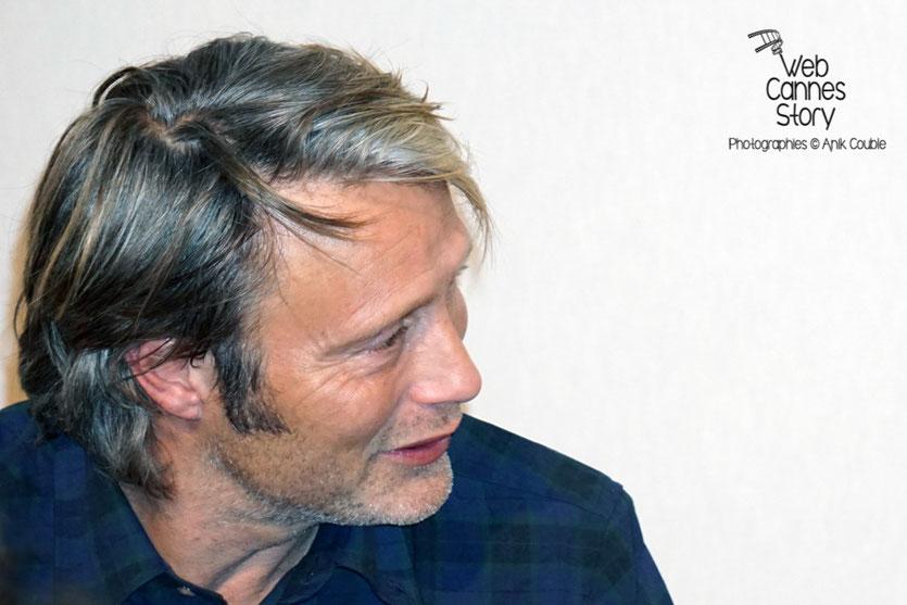 Mads Mikkelsen - Radio Lumière - Festival Lumière 2015 - Lyon - Photo © Anik COUBLE