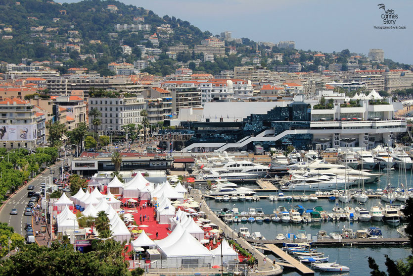 Photos de la ville de Cannes - Festival de Cannes 2012 - Photo © Anik Couble