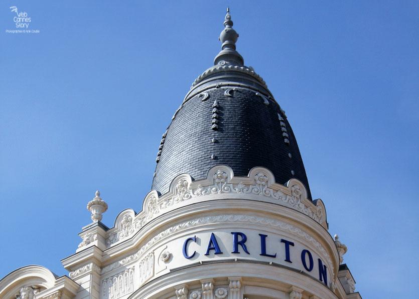 L'Hôtel Carlton - Festival de Cannes 2011 - Photo © Anik Couble