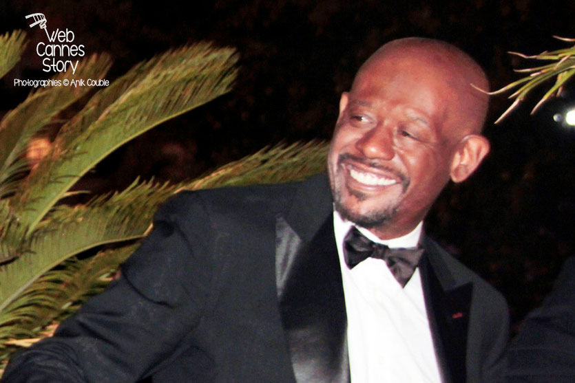Forest Whitaker - Festival de Cannes 2013 © Anik COUBLE