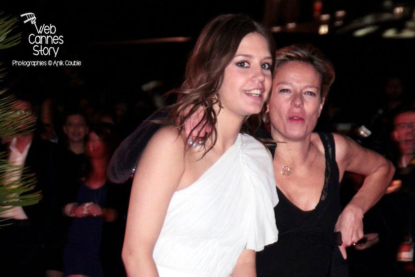 Adèle Exarchopoulos, Palme d'Or - Festival de Cannes 2013 © Anik COUBLE