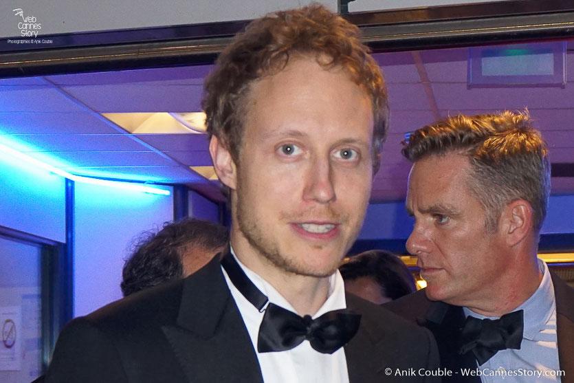 László Nemes, membre du Jury - Festival de Cannes 2016 - Photo © Anik Couble