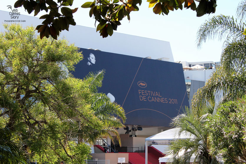 Palais des Festivals - Festival de Cannes 2011 - Photo © Anik Couble