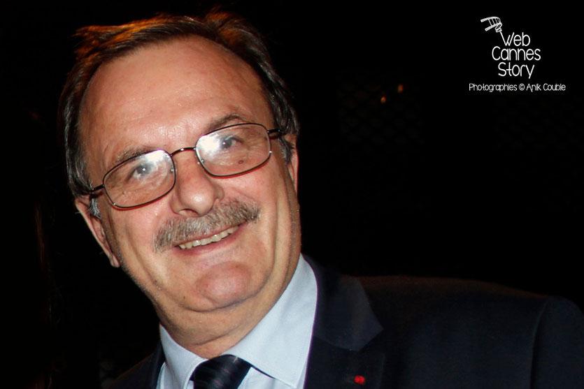 Jean-François Carenco, Préfet du Rhône et de la Région Rhône-Alpes - Festival Lumière - Lyon - Octobre 2013 - Photo © Anik COUBLE