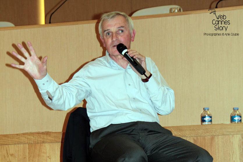 Jean Jouzel, climatologue, Prix Nobel de la paix 2007 au titre du GIEC - Lyon - 0ctobre 2011  © Anik COUBLE
