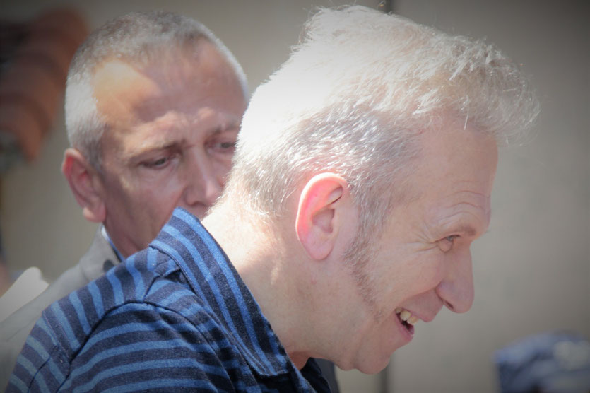 Jean-Paul Gaultier, membre du Jury - Festival de Cannes 2012 - Photo © Anik COUBLE