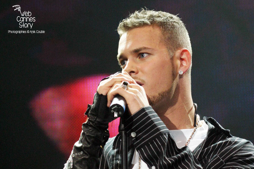 M Pokora - Lyon - Novembre 2005 - Photo © Anik COUBLE