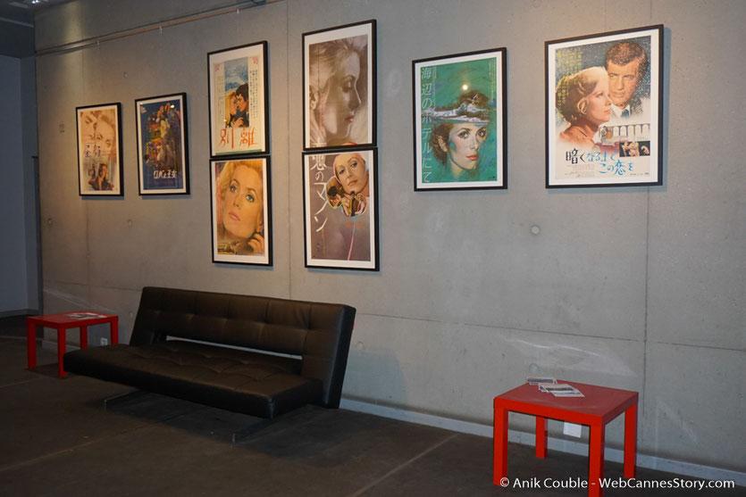 Le hangar du premier film, qui accueille une exposition consacrée à Catherine Deneuve  - Festival Lumière 2016 - Lyon - Photo © Anik Couble