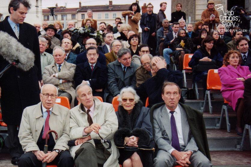 La Famille Trarrieux - Lefrancq - Lumière - Centenaire du Cinéma - Institut Lumière - Lyon - 19 mars 1995 - Photo © Anik COUBLE