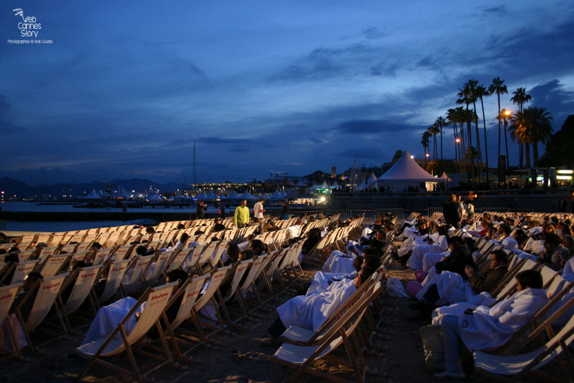 L'ambiance du Festival de Cannes 2010 - Photo © Anik Couble