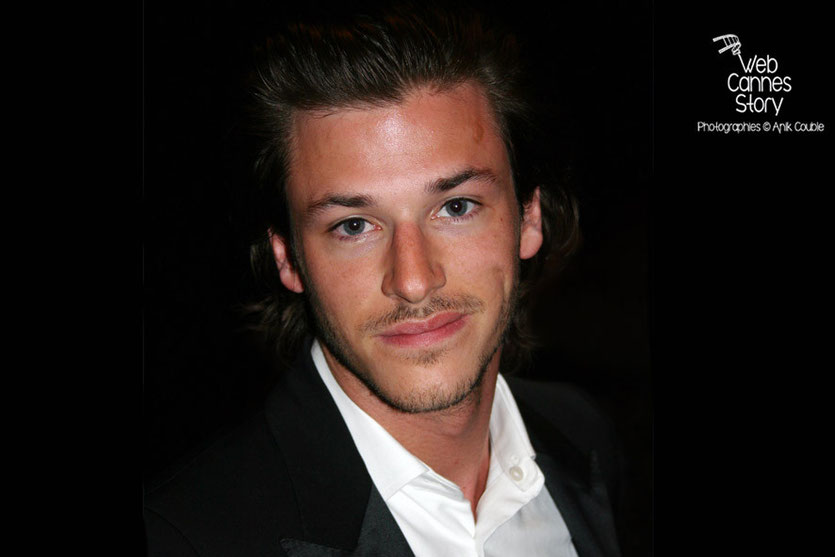 Gaspard ULLIEL - Festival de Cannes 2010 -  Photo © Anik COUBLE