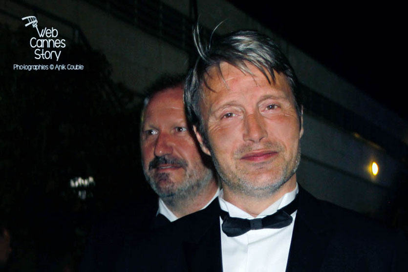 Mads Mikkelsen - Festival de Cannes 2015 - Photo © Anik Couble