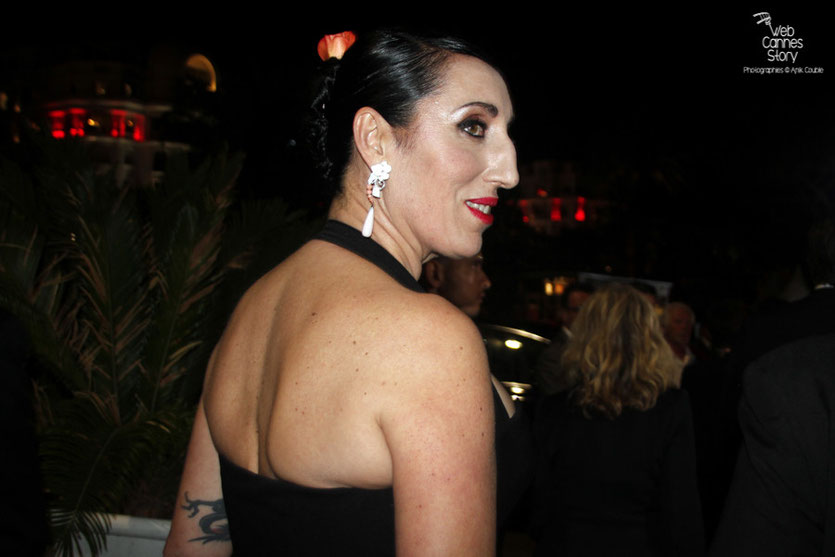Rossy De Palma - Festival de Cannes 2015 - Photo © Anik Couble