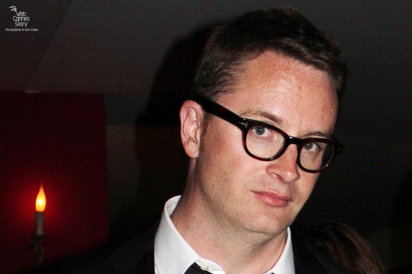 """Nicolas Winding Refn, Prix de la mise en scène pour """"Drive"""" - Festival de Cannes 2011 - Photo © Anik Couble"""