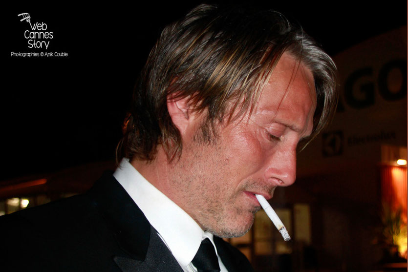 Mads MIKKELSEN -  Festival de Cannes 2012 - Photo © Anik COUBLE