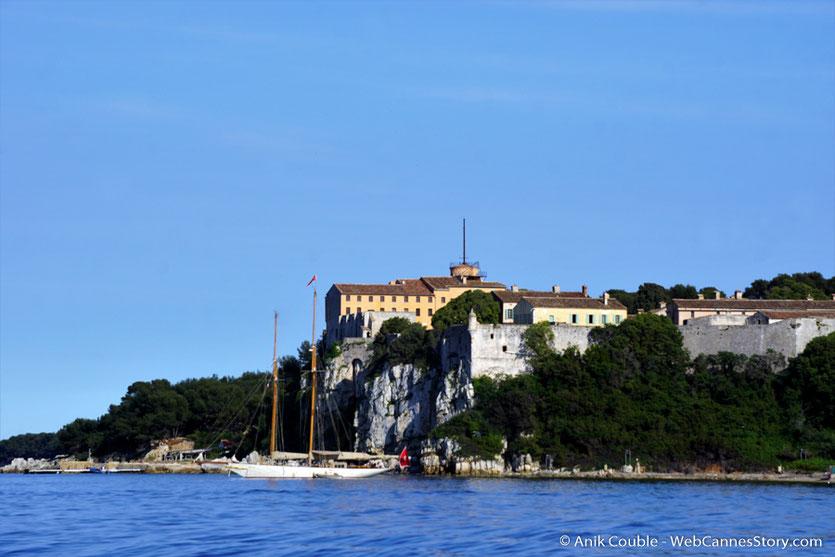 Musée de la Mer, installé dans le fort royal de l'île de Sainte-Marguerite - Festival de Cannes 2017 - Photo © Anik Couble