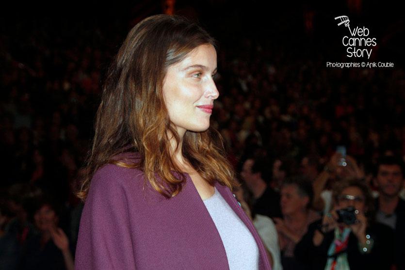 Laétitia Casta - Lyon - Ouverture du Festival Lumière 2014 - Photo © Anik COUBLE