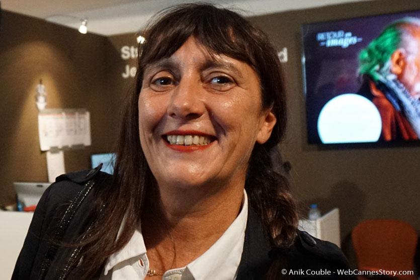 Sylvie Pialat -  Radio Lumière - Festival Lumière 2016 - Lyon - Photo © Anik Couble