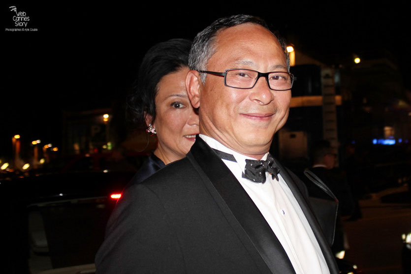 Johnny To, membre du Jury - Festival de Cannes 2011 - Photo © Anik Couble