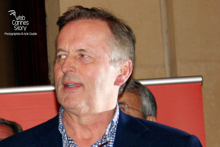 John Grisham (USA) - Quais du Polar 2015 - Lyon - Photo © Anik COUBLE