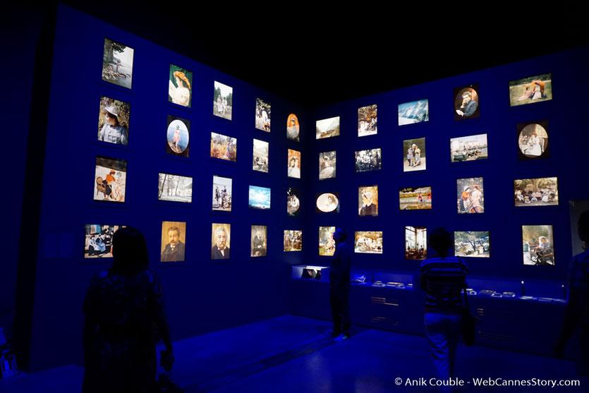 Exposition -  Lumière !  Le cinéma inventé - Musée des  Confluences - Lyon - juin 2017 - Photo © Anik Couble