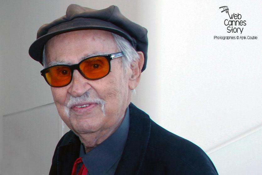 Paolo Taviani, lors de l'hommage aux frères Lumière - Festival de Cannes 2015 - Photo © Anik COUBLE