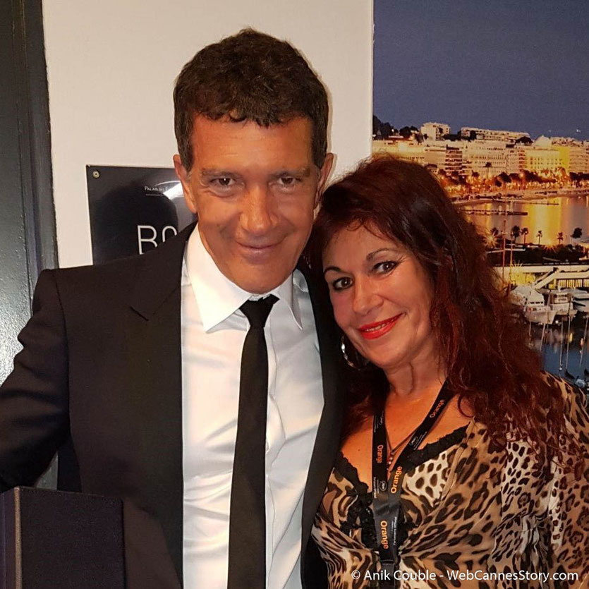 """Victor Polster, acteur belge, Prix du meilleur acteur, pour son rôle dans """"Girl"""" présenté dans la selection  """"Un certain regard"""" - Festival de Cannes 2018 - Photo © Anik Couble"""