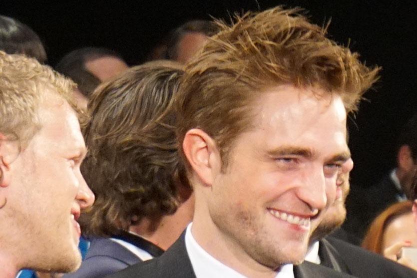 """Robert Pattinson, lors la projection du film """"Good Time"""" de Josh Safdie & Benny Safdie - Festival de Cannes 2017 - Photo © Anik Couble"""