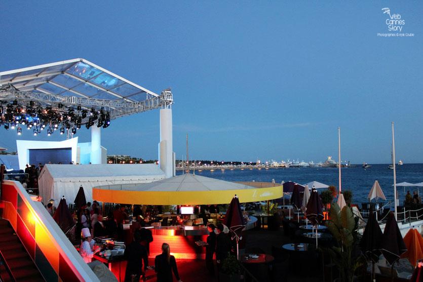 Soirée du Festival de Cannes 2011 - Photo © Anik Couble
