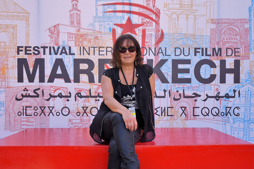 Au Festival de Marrakech  2015 - Photo © Anik Couble