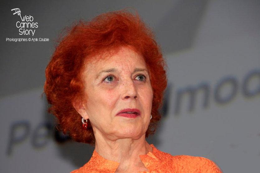 Marisa Paredes  - Clôture du Festival Lumière - Lyon - Octobre 2014 - Photo © Anik COUBLE