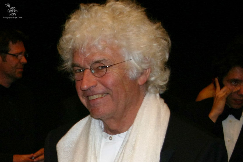 "Jean-Jacques Annaud, dans le public, lors de la projection du film "" La Princesse de Montpensier ""  de Bertrand Tavernier - Festival de Cannes 2010 - Photo © Anik Couble"