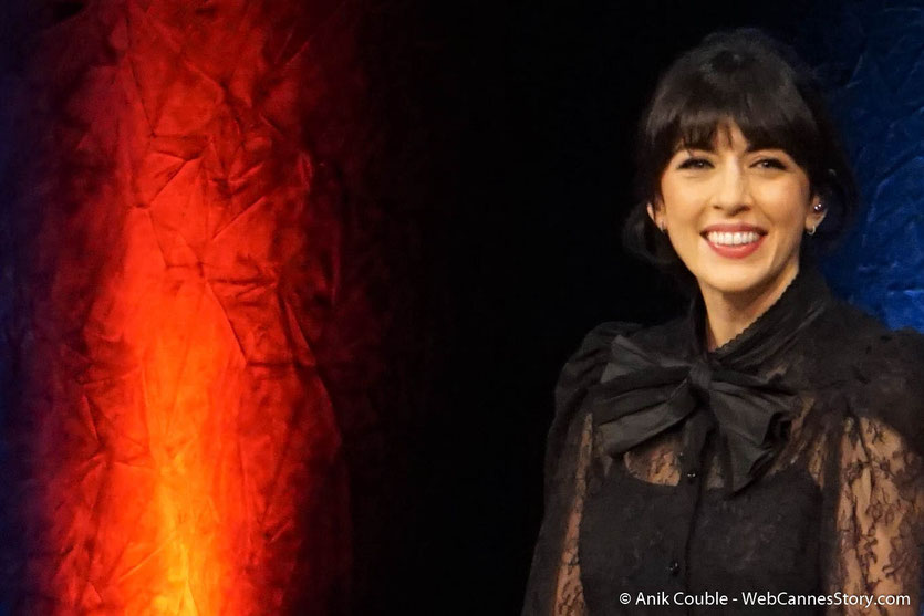 Nolwenn Leroy, lors de la Cérémonie de Remise du Prix Lumière - Festival Lumière 2018 - Lyon - Photo © Anik Couble