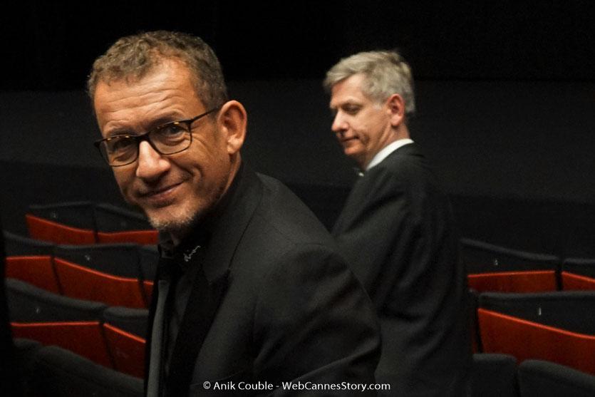 Dany Boon, lors de la projection du film, Les Filles du soleil (Girls of the sun) d'Eva Husson, présenté en sélection officielle, lors du Festival de Cannes 2018 - Photo © Anik Couble